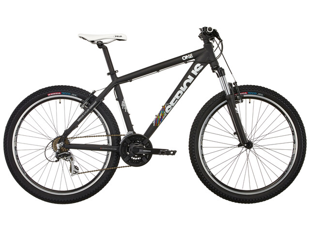Serious One - VTT - noir